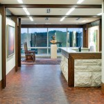 Peter Kiewit Foundation project in Nebraska by Kaswell Flooring Systems