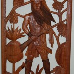 Indian Wall Hanging $1200.00