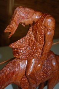 Indian/Horse Statue $1200.00 Picture 1 of 4