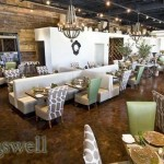 L'Andana Restaurant & Bar Burlington, MA by Kaswell Flooring Systems