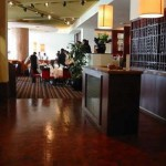 Aruba Marriott - Ruth Chriss Steakhouse by Kaswell Flooring Systems