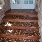 Mesquite Rounds by Kaswell Flooring Systems