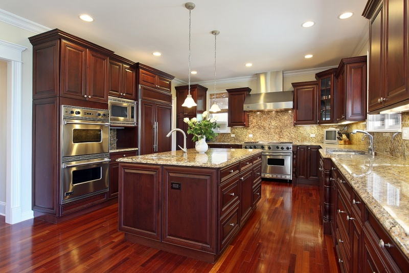 Cherry-Kitchen-Cabinets-Pictures
